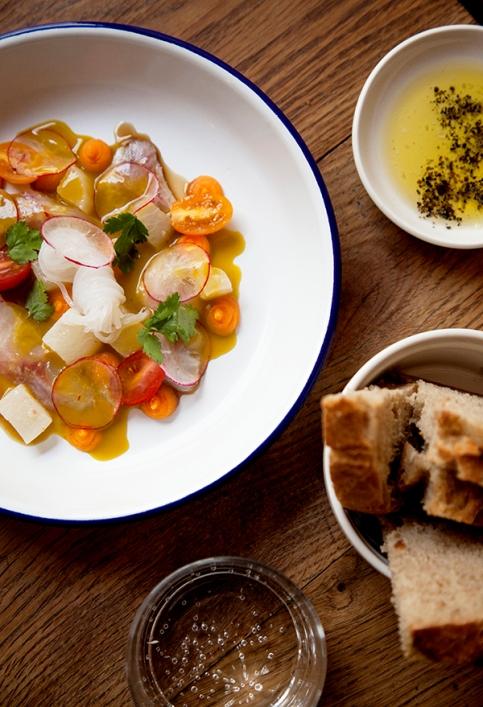 Ceviche von der Dorade - Laura Elena Photography